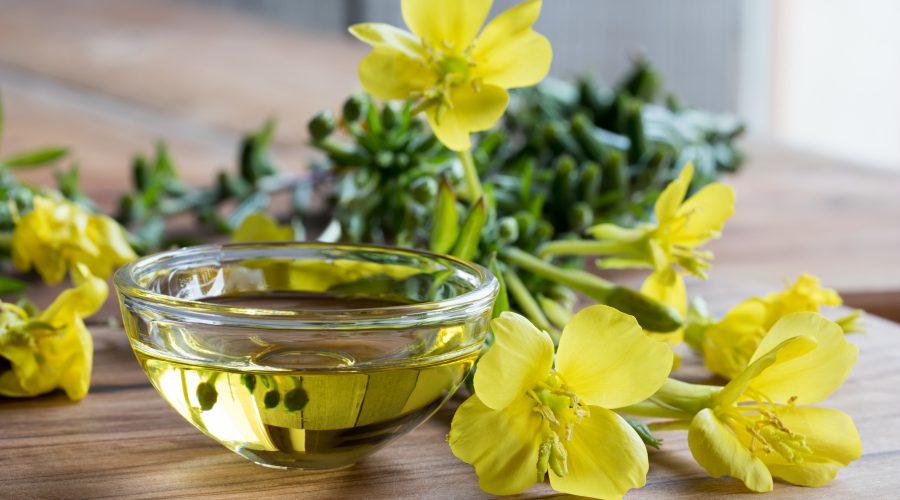 Jättenattljusolja vid hud- och hormonrelaterade besvär
