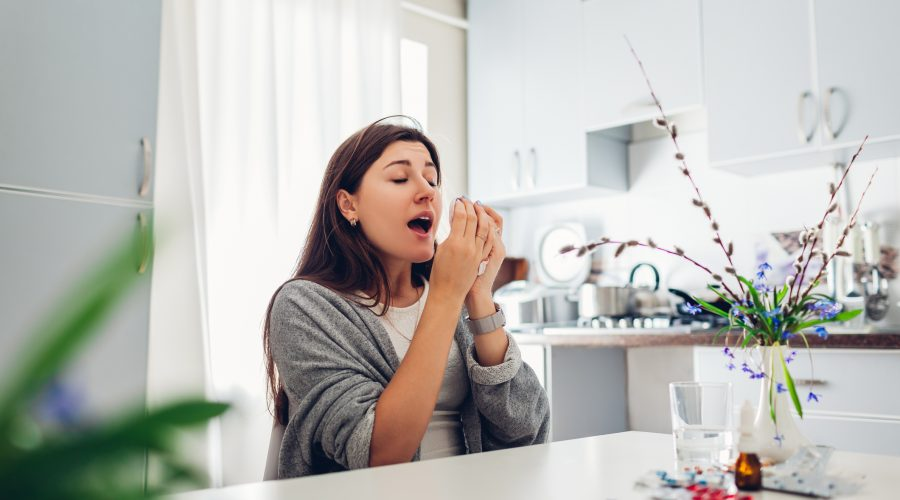 Det bästa du kan göra vid pollenallergi