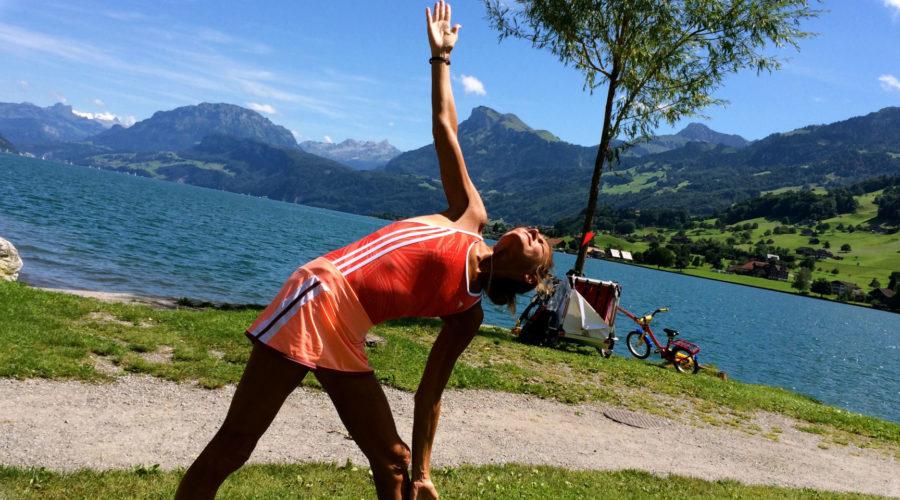 Yoga som återhämtning
