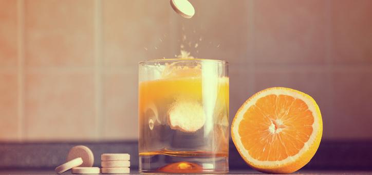 Övervikt och insulinresistens kopplat till låg C-vitaminstatus