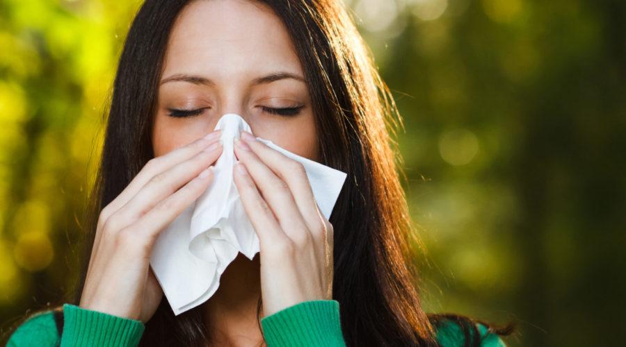 Naturlig hjälp vid pollenallergi