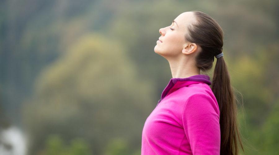 Så påverkas pH-värdet i kroppen av din andning