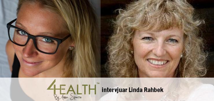 Podcast 4Health: Linda Rahbek – Mikrobiom och tarmfloratester
