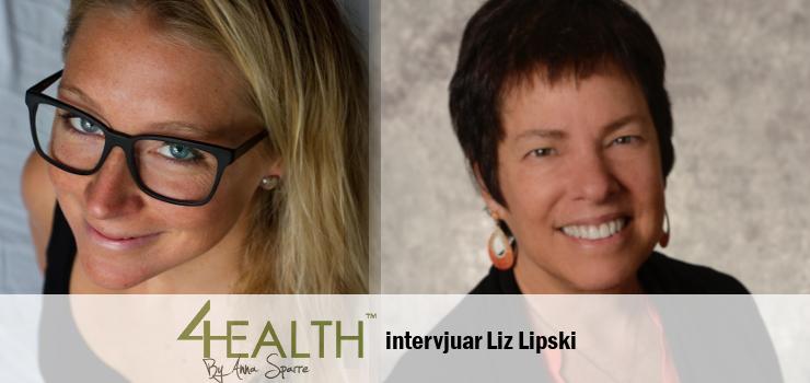 Podcast 4Health: Liz Lipski – Autoimmuniet börjar i tarmen