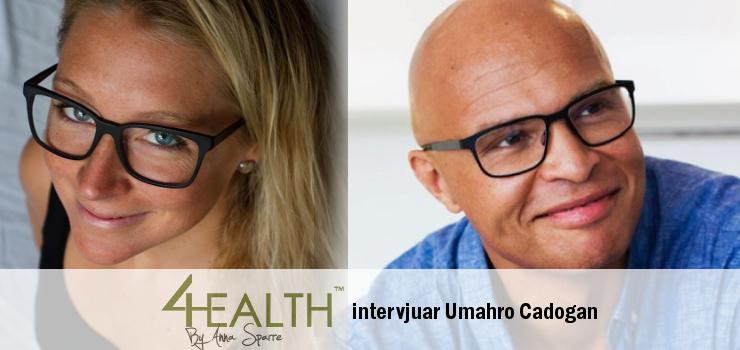 Podcast 4Health: Umahro Cadogan