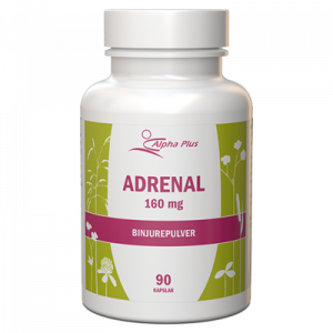 Adrenal 160 mg 90 kap burk