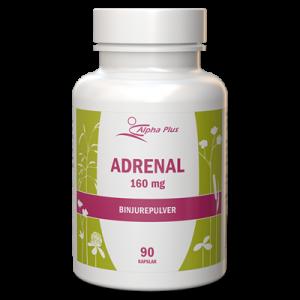 Adrenal 160 mg 90 kap burk