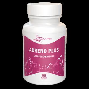 Adreno Plus 90 kap Adaptogenkomplex burk