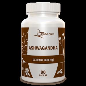 Ashwagandha 90 kap Indisk ginseng burk