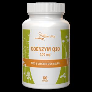Coenzym Q10 100 mg 60 kap burk