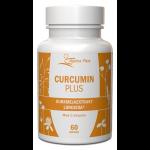 Curcumin Plus 60 kap Gurkmejaextrakt Longvida burk