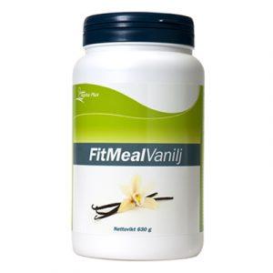 FitMeal Vanilj 630 g Näringsdryck Och Mellanmål burk