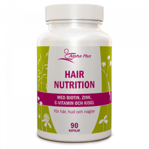 Hair Nutrition 90 kap burk