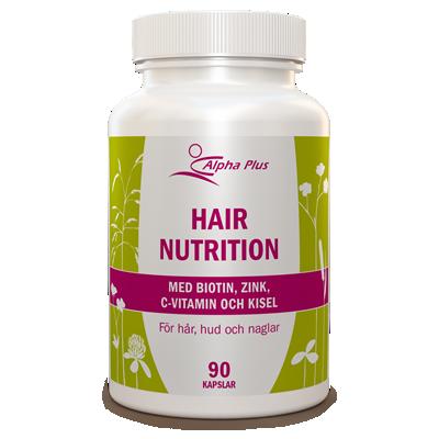 Hair Nutrition 90 kap burk