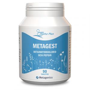 Metagest 90 tab burk