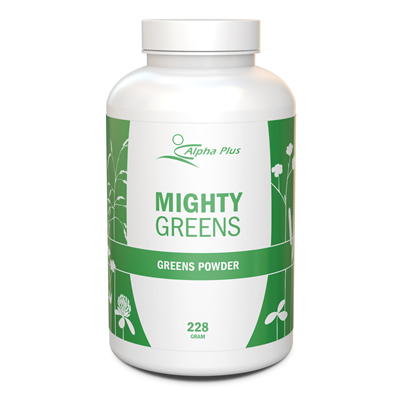 Mighty Greens 228 g Greens Powder burk