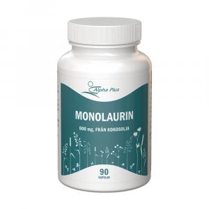 Monolaurin 600 mg 90 kap burk