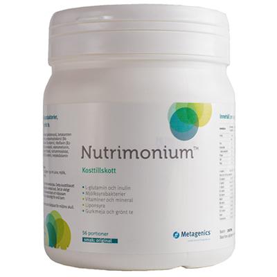 Nutrimonium 414 g Kosttillskott med glutamin burk