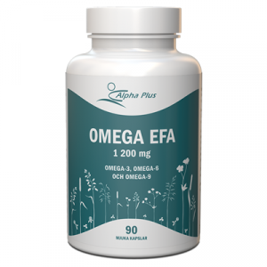 Omega EFA 1200 mg 90 kap burk