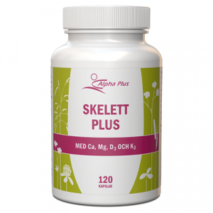 Skelett Plus 120 kap burk
