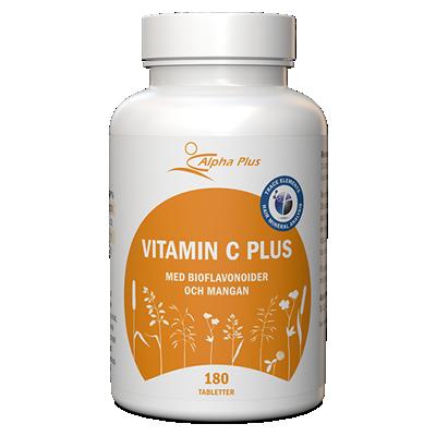 bioflavonoider c vitamin