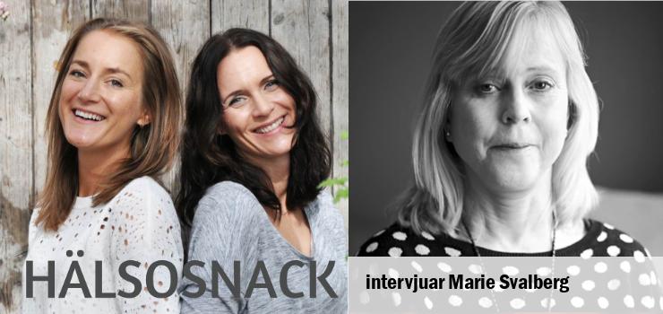 Podcast Hälsosnack: Marie Svalberg – Ta tillbaka din energi – hitta orsaken till orkeslöshet, utmattning och trötthet
