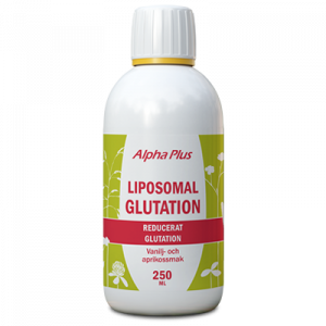 Liposomal Glutation 250 ml burk