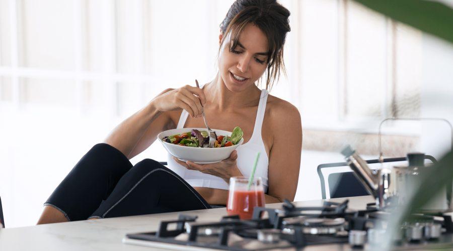 Hälsa börjar med en frisk mage