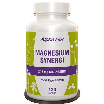magnesium tablett biverkningar