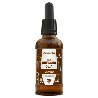Oreganoolja 30 ml droppflaska