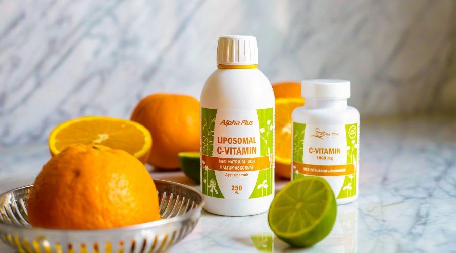 Allt du behöver veta om C-vitamin