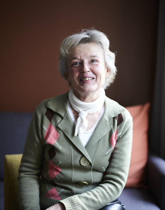 Eva-Lena Tholin