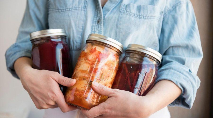 Syrade grönsaker – bjud in de goda bakterierna i ditt liv!